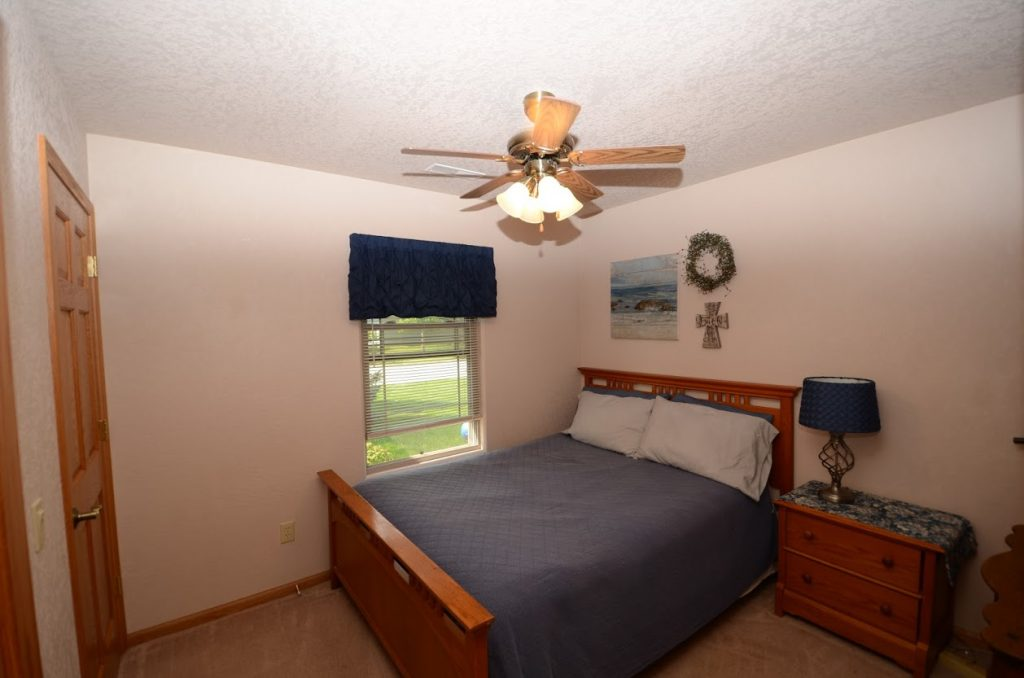 510 Country Club Lane Bedroom2