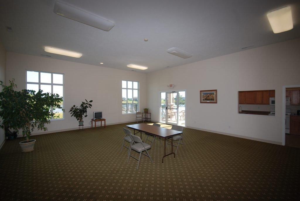 Club House Meeting Room