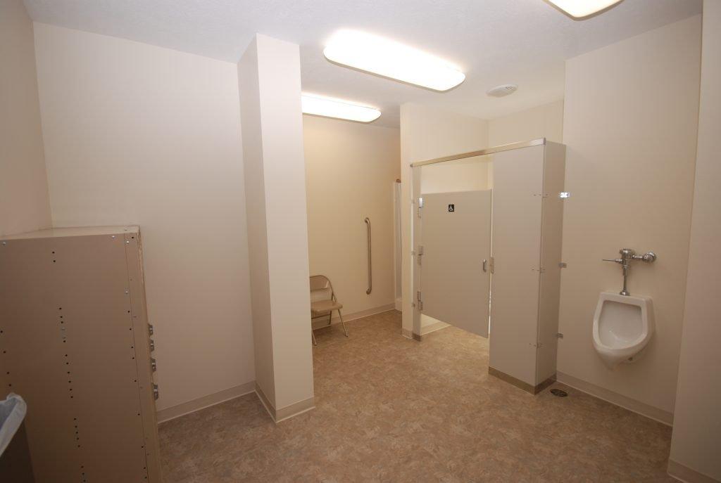 Mens Club House Locker Room
