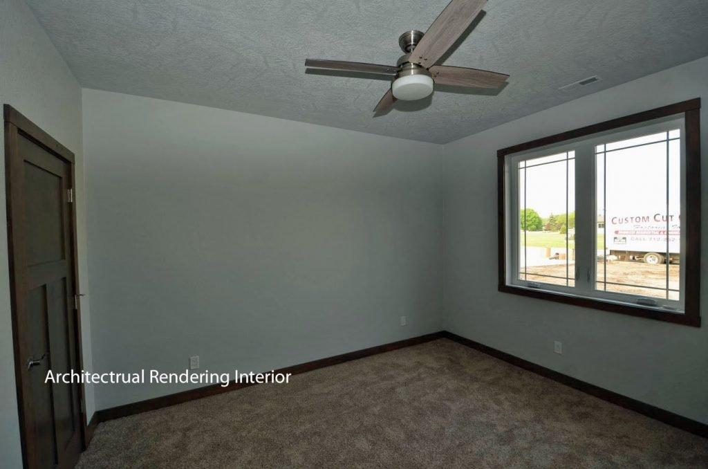 3rd Bedroom or Den