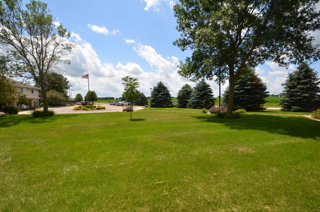 16. Court Yard View