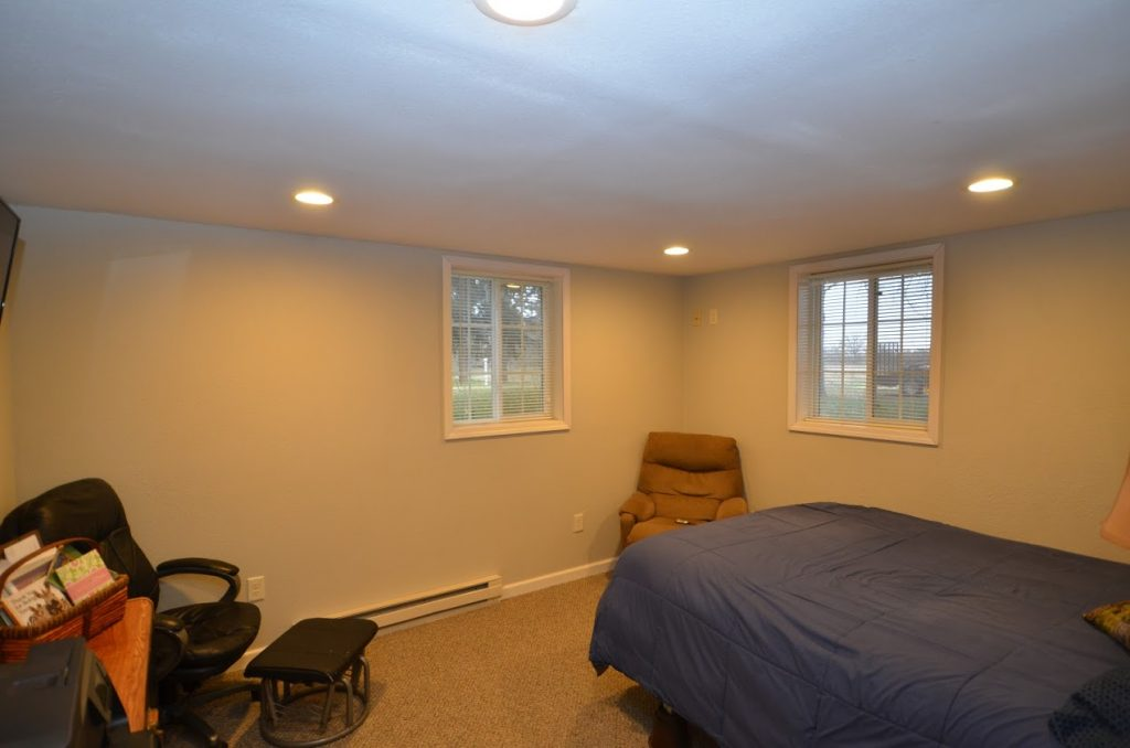 28. Lower Level Guest Bedroom