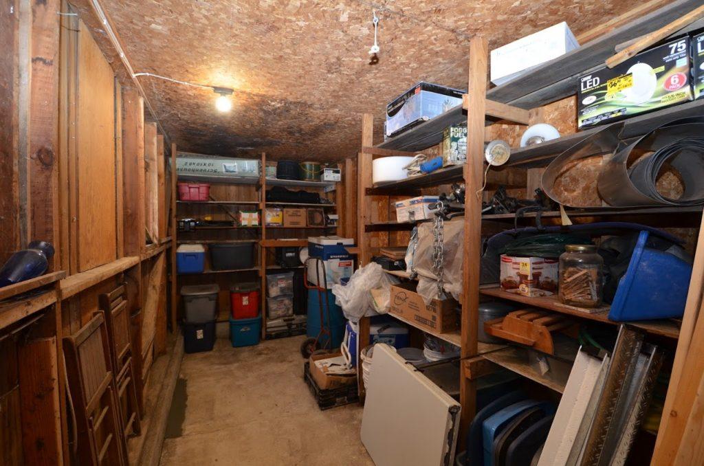 8. Shed Storage Room