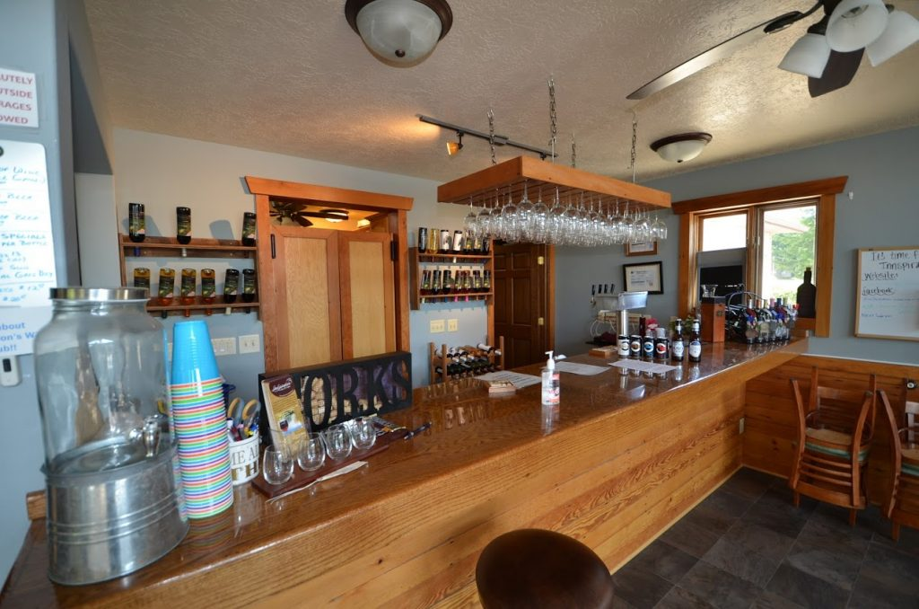 Bar Area Winery