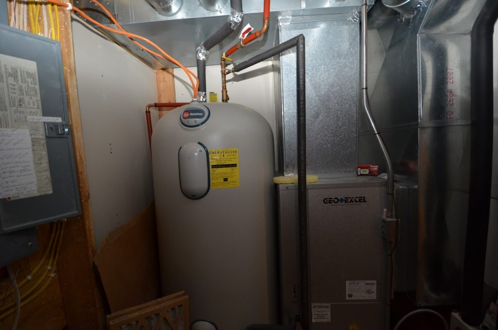 Geo Thermal Heating System
