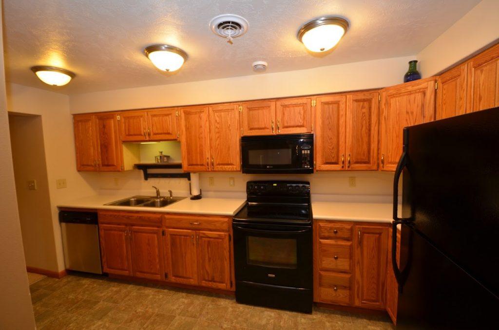 Lower Level Kitchen 1