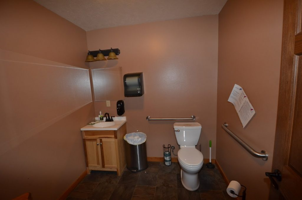 Mens Rest Room Winery