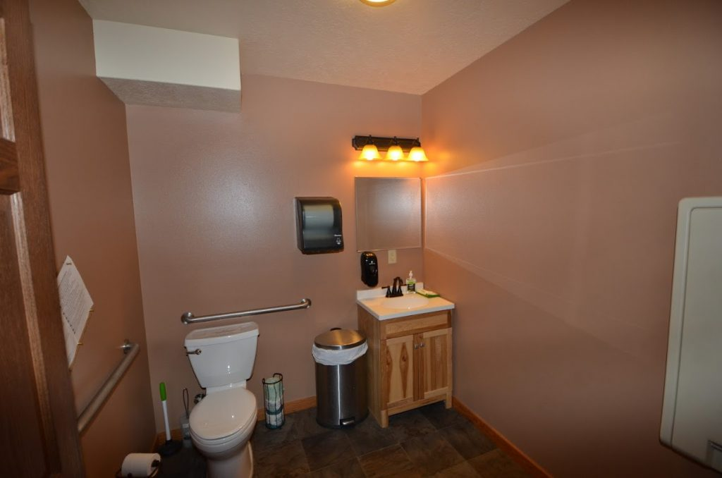 Womens Rest Room