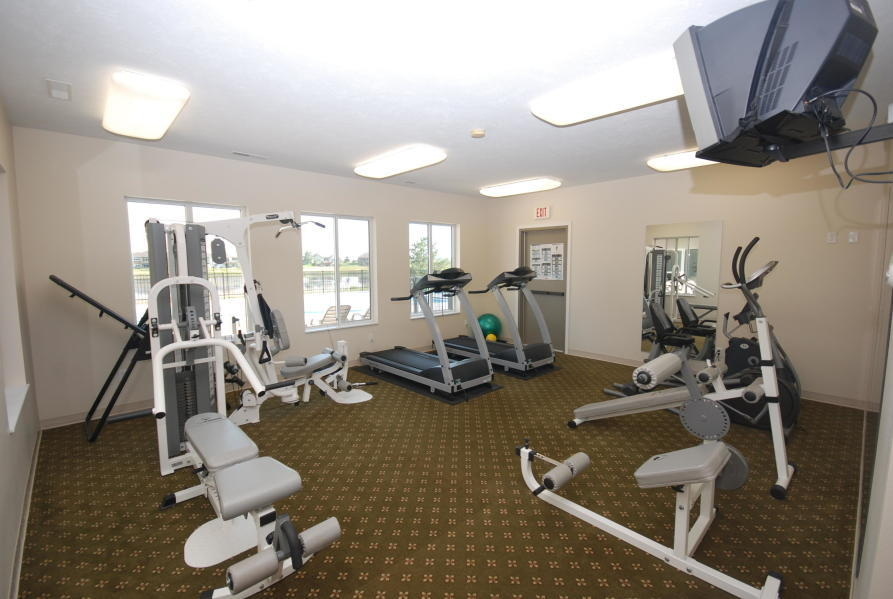 3421 Kuchel Trail 8 Work Out Area