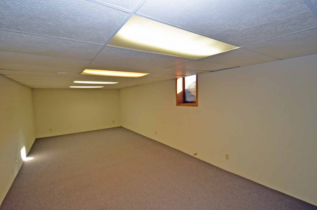 NEW 1406 West 9th St Lower Level Rec Room 1